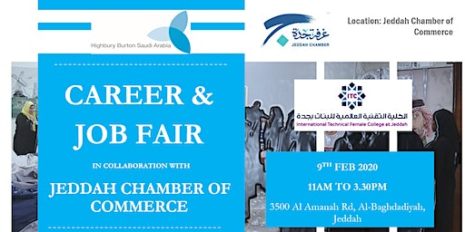 HBSA Group Job & Career Fair in collaboration with Jeddah Chamber of  Commerce and Industry