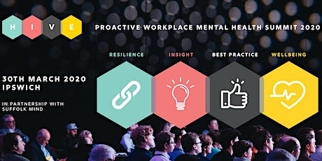 Proactive Workplace Mental Health Summit 2020 tickets