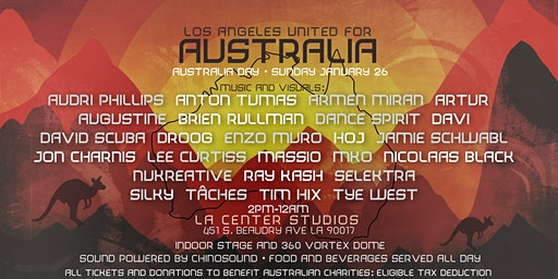 LOS ANGELES UNITED FOR AUSTRALIA