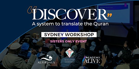 Discover! A system to translate the Quran tickets