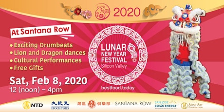 2020 Lunar New Year Festival Silicon Valley tickets