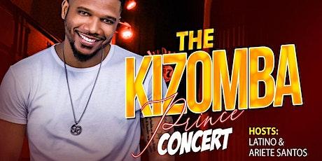 The Kizomba Prince Concert tickets