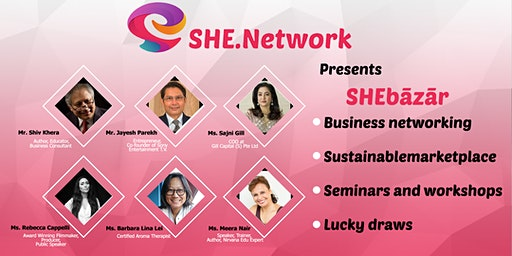 SHEBāzār - Launch Event (Inspire+Network+Market)
