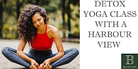 Detox Yoga Class tickets