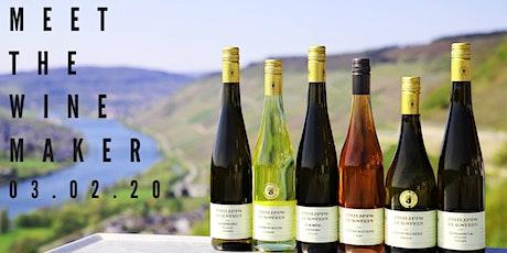 Meet the Winemaker: Patrick Phillips from Weingut Philipps-Eckstein tickets