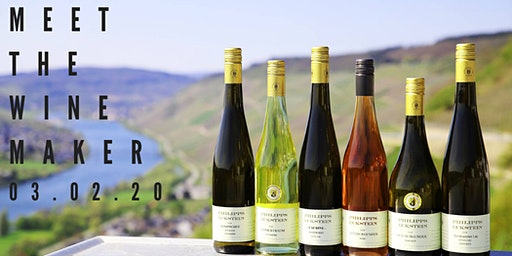 Meet the Winemaker: Patrick Phillips from Weingut Philipps-Eckstein