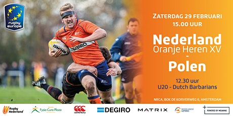 Nederland  vs. Polen tickets