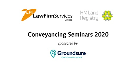 HM Land Registry & Law Firm Services - Breakfast Briefings, Watford tickets