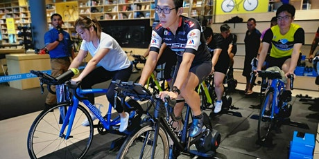 Introduction to Bicycle Components and Spinning Class tickets