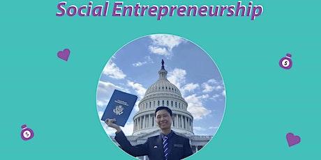Social Entrepreneurship tickets