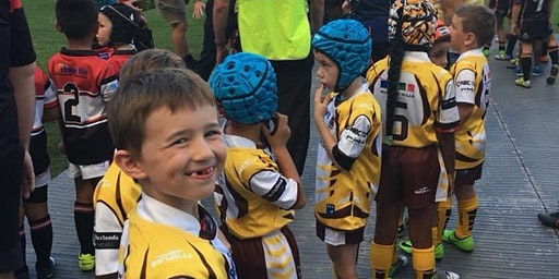 Winston Hills Tigers - Have a Try Days