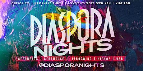 Diaspora Nights | SEPTEMBER tickets