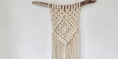 Macrame All Day - Wall Hanger