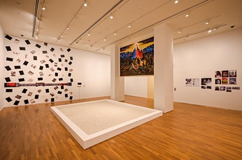 Curatorial Roundtable: Suddenly Turning Visible tickets