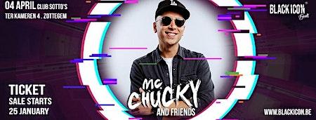 MC CHUCKY AND FRIENDS