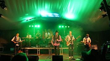 Die Tribute-Band Sexxy Live auf der großen Bühne