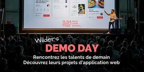 WILD DEMO-DAY - Invitation présentation & Cocktail - Wild Code School Reims billets
