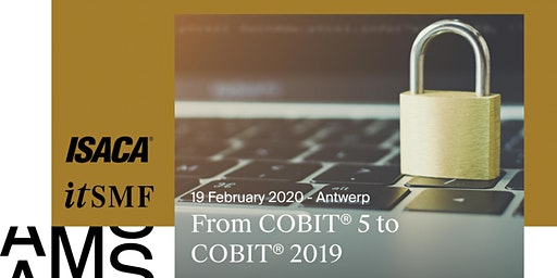 From COBIT® 5 to COBIT® 2019
