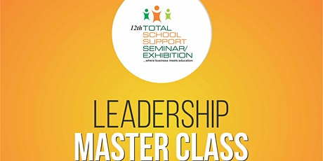 TOSSE 2020 Leadership Master Class tickets