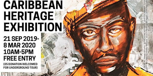 Coal Miners of African Caribbean Heritage EXHIBITION