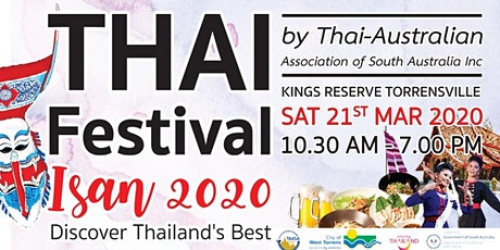 Thai Festival 2020 tickets