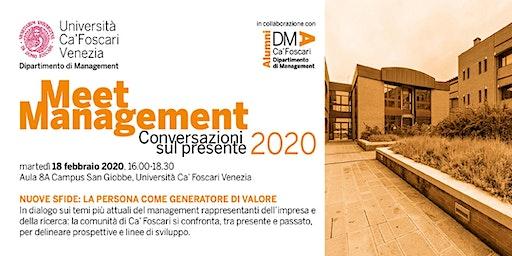 Meet Management – Conversazioni sul presente 2020