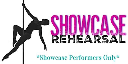 Saturday 2/15-- Showcase dress rehearsal
