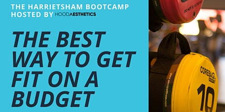 The Harrietsham Bootcamp tickets