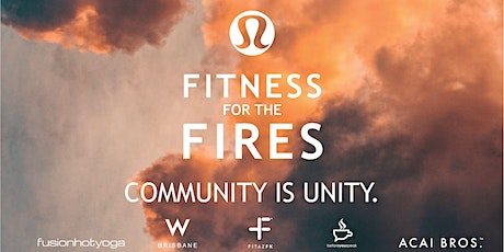 Fitness for the Fires tickets