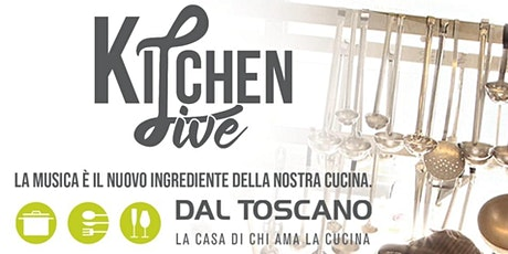 Kitchen Live  - February Fever biglietti