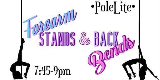 Thursday 2/6- 7:45-9pm-- PoleLite