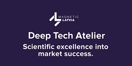 Deep Tech Atelier tickets