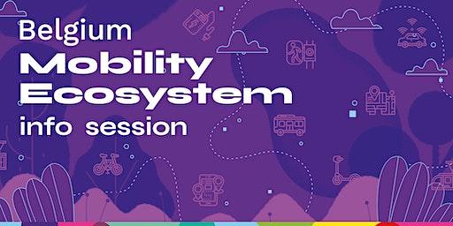Belgium Mobility Ecosystem | Info Session