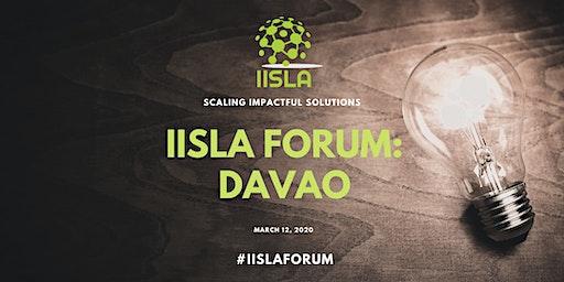 IISLA Forum - Davao