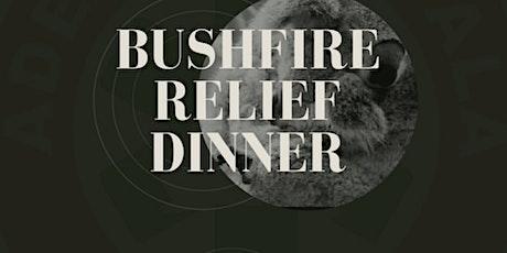 Bushfire Relief Night One tickets