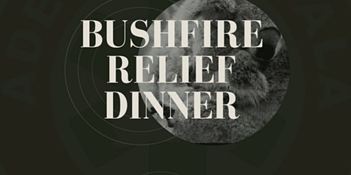 Bushfire Relief Night One