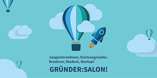 Gründer:Salon #23: Storytelling: Wenn Gründer Geschichte schreiben!