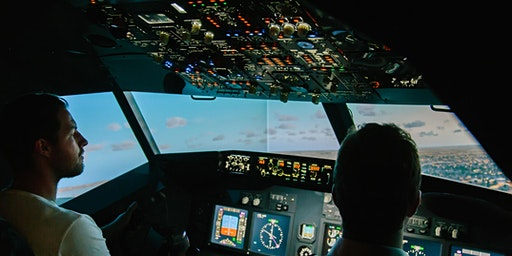 Free Simulator Flights for Women on International Women's Day