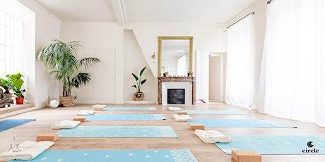 Cours de Yoga - Maison Nomade x Circle Sportswear billets