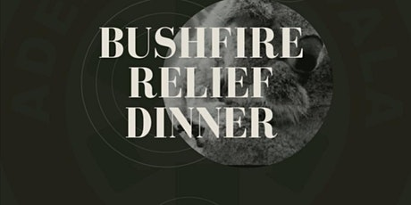Bushfire Relief Night Two tickets