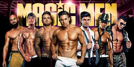 Magic Men Melbourne - Love Machine tickets
