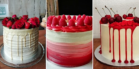 Cake decorating masterclass with Charlotte tickets
