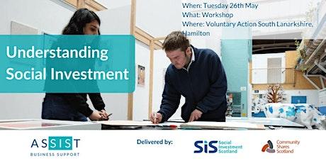 Understanding Social Investment tickets