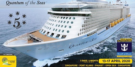 PELAYARAN ISLAMIK 39.0 (Quantum Of The Seas) ROYAL CARIBBEAN tickets
