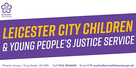 Leicester Children and Young People's Justice Service Volunteering Event tickets