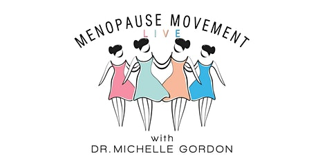 Menopause Movement Live tickets