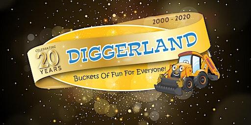 Diggerland's 20th Anniversary - Durham