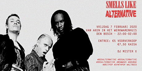 Kopie van Smells Like Alternative - Den Bosch #1 tickets