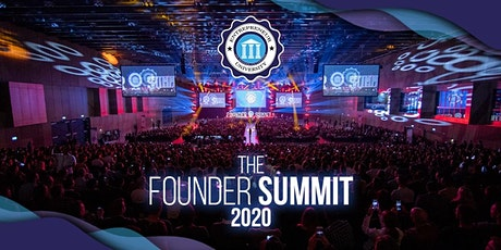 Entrepreneur University - The Founder Summit 2020 tickets
