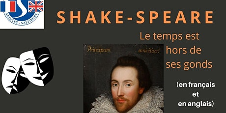 Conférence Spectacle SHAKE-SPEARE billets
